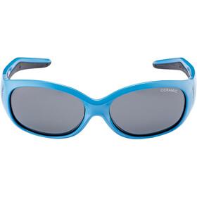 Alpina Flexxy Kids Bril Kinderen, blue dog